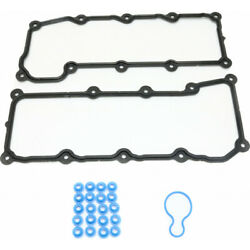 For Jeep Liberty Valve Cover Gasket 2002 03 04 2005 Rubber Material 6 Cyl 3.7l