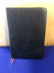 Oxford 1945 Kjv Scofield Reference Bible Natural Morocco Leather 179x