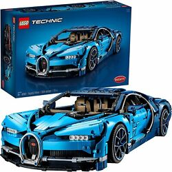 Lego Technic Bugatti Chiron 42083 Race Car Building Kit And Engineering Toy,...