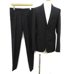 Prada Suit Setup High And Low Tailored Jacket Underpants 2b Center Vent Ma B618