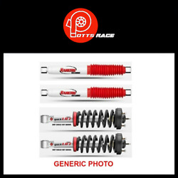 Rancho Fits 09-13 F150 4wd Quicklift Front Struts And Rs5000x Rear Shock Absorbers