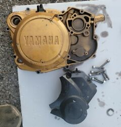 Yamaha Blaster 200 Clutch Cover Engine Motor Oil Pump Cover W Block Off And Allen