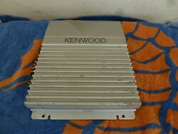 Kenwood Audio Amplifier Kac-746 Old School 4/3/2 Channel Amp Free Shipping Usa
