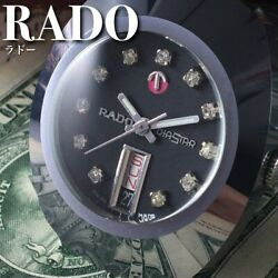 As Long One Point Finish Oh You're Already Rado Diaster 37mm Automatic Wi B619