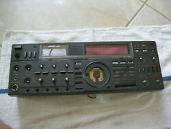 Icom Ic-765 Front Panel With Many Parts In Excellent Shape