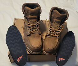 Red Wing Traction Tred Lite 6 Style 2440 Size 10d
