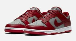 Nike Dunk Low Retro Unlv Red Gray Size 8.5
