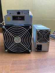 Bitmain Antminer L3+ 504mh/s Miner Ltc Dgc With Power Supply