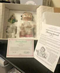 Danbury Mint Baby Betty Boop Clowning Around New In Box Sealed Never Displayed