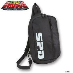 Final Sold Out Special Search Squadron Decaranger One-shoulder Bag