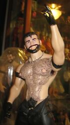 Tom Of Finland Gay Doll Figure 001 Hairy Collectible Action Figure Hairy