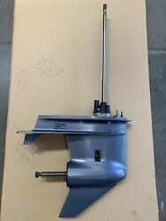 2004 Yamaha 75-100 Hp 4-cyl 4-stroke Outboard Lower Unit 20andrdquo Shaft