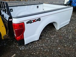 Ford Super Duty F250 F350 New Take Off 8' Truck Bed Box Fits 2017-2020 Only Nto
