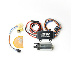 Deatschwerks Fit Dw440 440lph Brushless Fuel Pump And Install 99-04 Mustang Gt