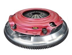 Ram Clutches 75-2175n Force 9.5 Complete Dual Disc Metallic Clutch Assembly