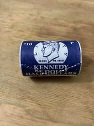 2006 P Kennedy Half Dollar Coins In Mint Wrapped Rolls - 20 Coin Roll 10