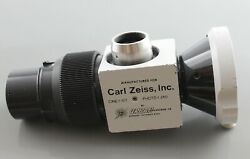 Urban Carl Zeiss Opmi Surgical Microscope Cine F 107 Photo F 250 Camera Adapter