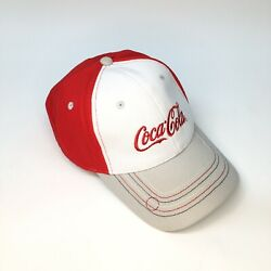 Coca Cola Cap Hat Red White And Light Grey By K-products