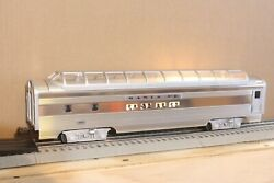 Lionel O Santa Fe Passenger Cars 6 Super Nice With Boxes Very Clean