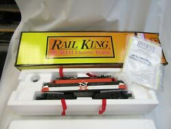 Mth 30-2170-1 New Haven Ep-5 Proto 1 Tested O Ga 3rail Rd377 Bcr And New Tires