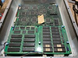 Virtua Race Twin Sega Games Board Pcb Doesnand039t Jamma Doesnand039t Tested