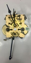 Chinese Clock Movement With Hands And Leader
