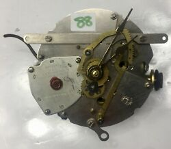 Sangamo Electric Clock Movement With Gong And Hands