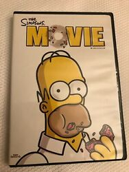 The Simpsons Movie Widescreen Dvd
