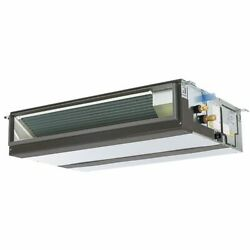Mitsubishi - 12k Btu - P-series Concealed Duct Unit - For Multi Or Single-zone