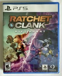 Ratchet And Clank Rift Apart Sony Playstation 5 Ps5 Brand New Sealed