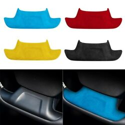 Steering Wheel Decoration Abrasion Resistance Suede Suede Leather Durable