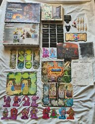 Masters Of The Universe- Battle For Eternia- Board Game- 1985- Rare- He Man-