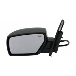 For Nissan Quest Se Mirror 2009 Driver Side Heated Power Manual Folding