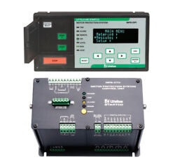 Littelfuse Startco Mps Series Pgr-6300 Motor Protection System Opi And Ctu