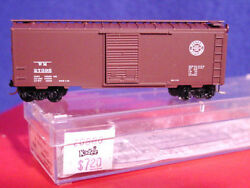 Kd 20960 Western Maryland 40' Box Car 'fast Freight Line' 27395 'new' N-scale