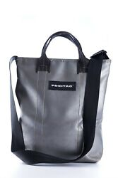 FREITAG F203 Tote Bag Gray Messenger Backpack Cycling Recycling Series G5.1 $138.00
