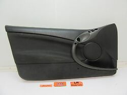 Cougar Front Door Panel Left L Lh Lf Driver Interior Power Twill Cloth Insert Oe