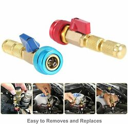 R134a Valve Core Quick Remover Installer Kit For Refrigerant Air Conditioner