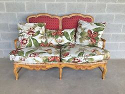 Alan White Furniture French Country Love Seat