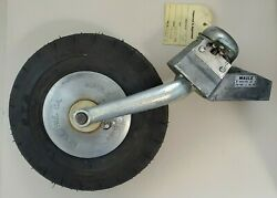 Maule Tailwheel Assembly Tw-102 P/n Sfsp8a1-2 And Maule Tw-30-d Wheel