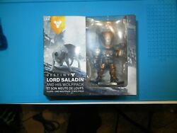 Destiny Lord Saladin Iron Banner And His Wolfpack Set Bungie New W/ Shelf Wear