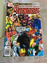 Superb - Avengers 181 1st Scott Lang White Pages - Unread Newstand