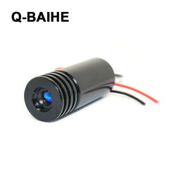 650nm 150mw Red Laser Dot Module 5v With Driver In 18x45mm High Quality