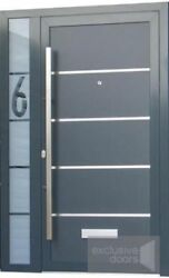 Doors + 1 Side Panel - Schuco Ads 70.hi - Made To Any Size