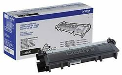 Brother Genuine High Yield Toner Cartridge Tn660 Replacement Black Toner Page...