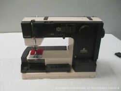 Husqvarna Viking Model 120 Sewing Machine For Parts Read Description As Is Mb