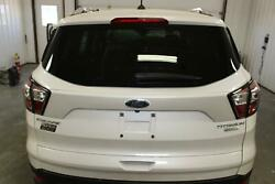 2017-19 Ford Escape Trunk Lid/liftgate Hatch Manual Painted White Platinum Ug
