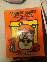 Garbage Games, Language And Math Games With Recycled Containers, 1982, Betty Isaak