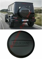W464 W463a Spare Tire Cover Brabus Style Mercedes-benz G-class G63 G65