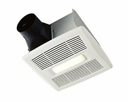 Broan-nutone Ae80sl Invent Energy Star Certified Humidity Sensing Fan With Le...